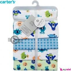 خشک کن کارترز غول Carters newborn blanket