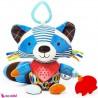 عروسک اسکیپ هاپ راکون آویز تخت و کریر و کالسکه Skip Hop raccoon activity toy