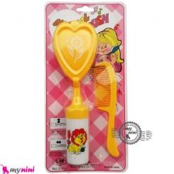 شانه و برس نوزاد و کودک زنگوله ای Baby comb and brush
