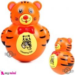 ببر تعادلی موزیکال Bear smart tumbler