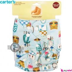 شورت آموزشی 3 لایه درخت و پرنده کارترز Carters reusable diaper