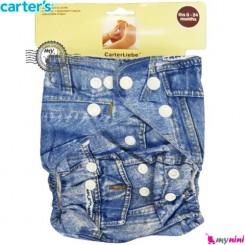 شورت آموزشی 3 لایه طرح لی کارترز Carters reusable diaper