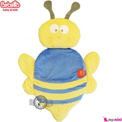 تشک و بالش ببتو زنبور لیمویی آبی Bebetto baby mat