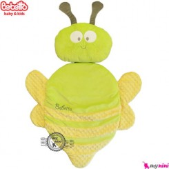 تشک و بالش ببتو زنبور سبز لیمویی Bebetto baby mat