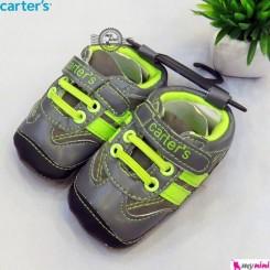 کفش اسپرت بچگانه مارک کارترز سبز Carters baby shoes
