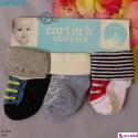 جوراب نخی کارترز کودکان Carter's baby socks