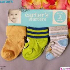 جوراب نخی کارترز Carter's baby socks