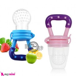 پستانک میوه خوری غذاخوری ستاره Baby feeding pacifier