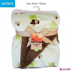 پتو قورباغه نوزاد و کودک کارترز Carter's blanket