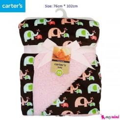 پتو نوزاد فیل کارترز Carter's baby blanket