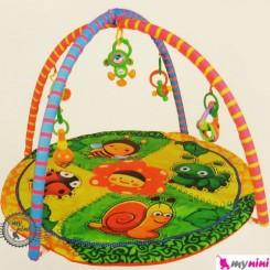 تشک بازی نوزاد و کودک زنبور Baby crawls cushion