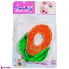 دندانگیر و تمیز کننده لثه نوزاد ذرت Baby teether