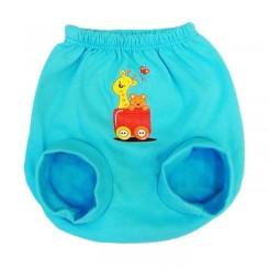شورت نوزاد و کودک طرح قطار به آوران Behavaran Baby Clothes