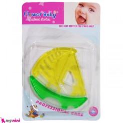 دندانگیر و تمیز کننده لثه نوزاد قایق Baby soother