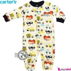 سرهمی کارترز نخی نوزاد و کودک جورابدار راهسازی Carter's baby bodysuit
