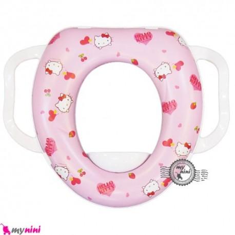تبدیل توالت فرنگی کودک کیتی Zain medical riduttore soft