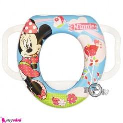 تبدیل توالت فرنگی کودک میکی موس دختر Zain medical riduttore soft