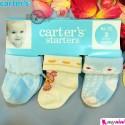 جوراب کارترز بچه گانه Carter's baby socks
