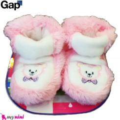 پاپوش نوزاد و کودک خرسی گپ Baby Gap