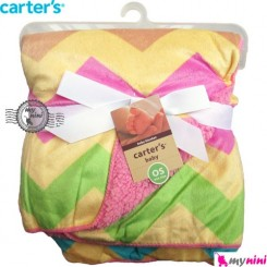 پتو یاسی طلایی نوزاد و کودک کارترز Carter's