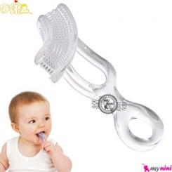 مسواک انگشتی پیشرفته ریکانگ Rikang baby toothbrush