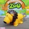 پوپت وان شیر سایز بزرگ Interesting zoo baby bath toys