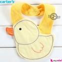 پیشبند کارترز عروسکی جوجه اردک Carter's baby animal bibs