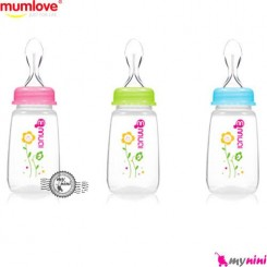 سرلاک خوری مام لاو Mumlove spoon feeding bottle