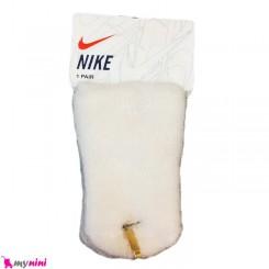جوراب حوله ای نوزادی نایک کره جنوبی Nike Sock's