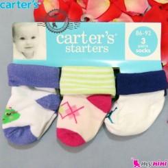 جوراب کارترز بچه Carter's baby socks