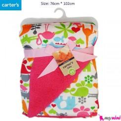 پتو سرخابی نوزاد و کودک کارترز Carter's Kid's Blanket