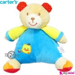 عروسک موزیکال نخ کش کارترز خرس Carter's musical plush toys