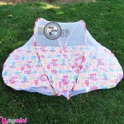 پشه بند کودکان تشکدار جغد Baby mosquito net