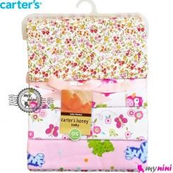 خشک کن کارترز نوزاد و کودک گلدار Carters baby dryer textile