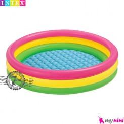 وان بادی و استخر اینتکس کودکان 86 سانت Intex Baby Pool