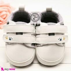 کفش اسپُرت نوزاد و کودک استُپ دار ردپا Baby footwear