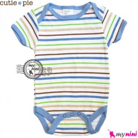 ست لباس 5 تکه پنبه ای دایناسور Cutie Pie baby clothes