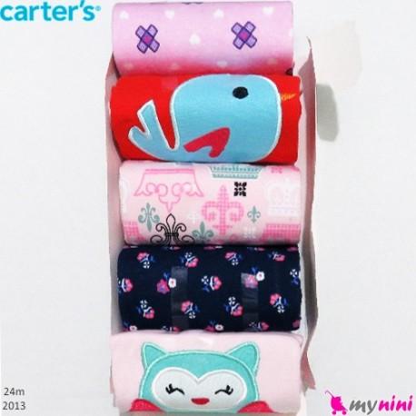 بادی رکابی کارترز 12 ماه Carter's sleeveless bodysuits