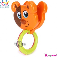 سگ جغجغه ای هویلی تویز Huile toys zodiac rattles