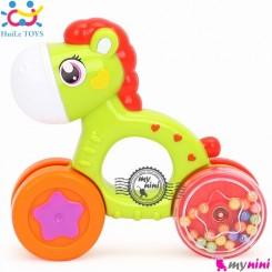 جغجغه هویلی تویز اسب Huile toys zodiac rattles