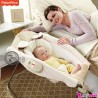 نی نی لای لای برقی فیشر پرایس پاپی Fisher-Price My Little Sweetie Deluxe Newborn Rock 'n Play Sleeper