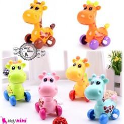 زرافه کوکی بامزه IQangel Giraffe toys