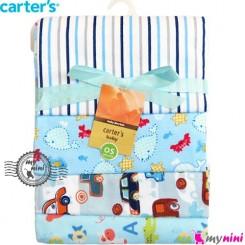 خشک کن و روانداز 4 عددی ملوانی کارترز Carter's Blanket