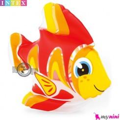 اسباب بازی حمام و استخر اینتکس ماهی قرمز Intex Puff n play