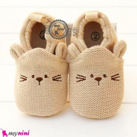 کفش نوزاد و کودک موشی مادرکر Baby footwear