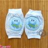 زانوبند نوزاد و کودک آبی قورباغه Baby Knee Supporter