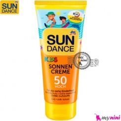 ضد آفتاب کودک و نوزاد دی اِم آلمان Dm sun dance sonnencreme