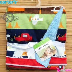 پتو نوزاد و کودک کارترز کشتی و ماشین Carter's