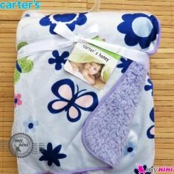 پتو قلب و پروانه نوزاد و کودک کارترز Carter's