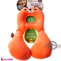 بالش و غلت گیر چند کاره خرسی Baby travel pillow